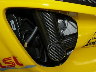 Frame protection pad right – carbon