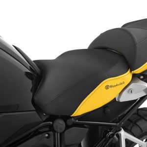 Wunderlich »AKTIVKOMFORT« rider seat – high – yellow | Edition 40 Years GS