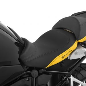 Wunderlich »AKTIVKOMFORT« rider seat – low – yellow | Edition 40 Years GS