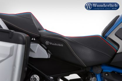Wunderlich Rider seat lowering kit  black