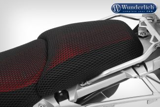 Seat cover COOL COVER – pillion seat – black