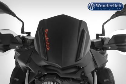 Windshield Flowjet  black
