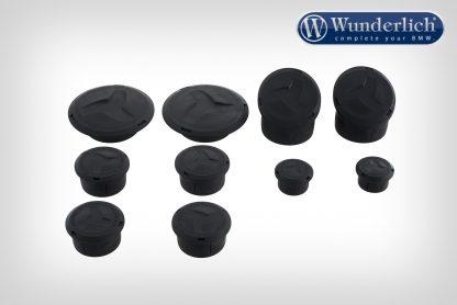Wunderlich set frame covers – black