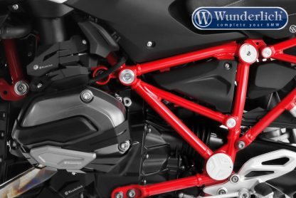 Wunderlich set frame covers – silver