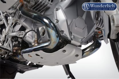 Engine housing protection  silver