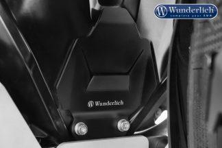 Wunderlich engine housing protection – black