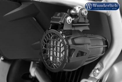Wunderlich LED Auxiliary light protection grill NANO – black