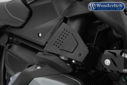 Wunderlich fuel injection system cover – right – black