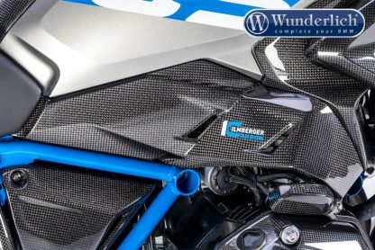 Airvent cover R 1200/1250 GS (2017-)  right  carbon