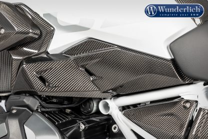 Ilmberger Airvent cover R 1250 GS – left – carbon
