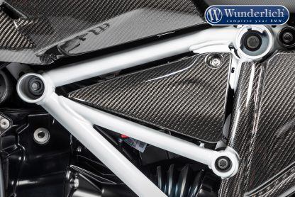 Ilmberger frame triangle cover – left – carbon