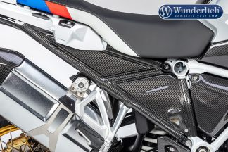 Ilmberger rear frame cover – right – carbon