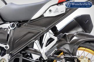 Ilmberger rear frame cover – left – carbon