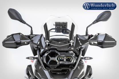 Ilmberger Windprotector instruments R 1250 GS – carbon