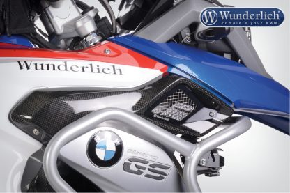 Air intake cover – right – carbon