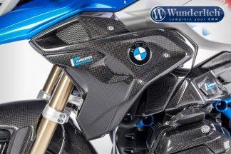 Airtube complete incl Flap BMW R1200 GS (2017-) – left – carbon