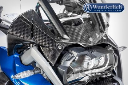 Windprotector instruments R 1200 GS (2017-) – carbon