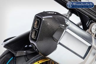 Ilmberger exhaust heat shield – carbon