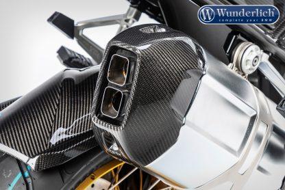 Ilmberger exhaust heat shield – carbon