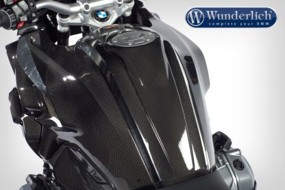 Tank cover – Carbon