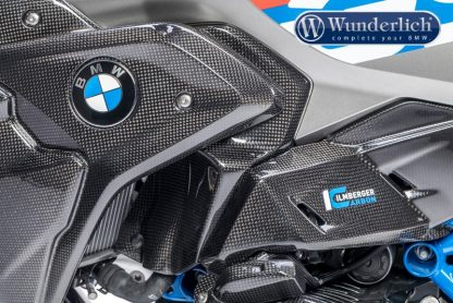Airvent cover R 1200 GS LC (2017-) – left – carbon