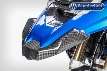 Front beak extension R 1200 GS LC (2017-) – front – carbon