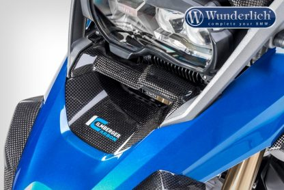 Windchannel on the front beak BMW R 1200 GS LC (2017-) – carbon