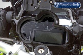 Wunderlich cockpit glare protection R 1200/1250 GS LC + Adv. – black
