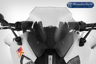 Wunderlich flowjet windshield SPORT – clear