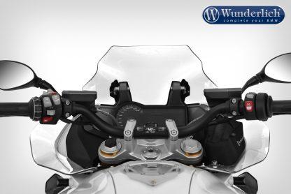 Wunderlich flowjet windshield SPORT – clear