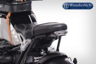 """""""SWING tail section with holder for original rear light – black"""
