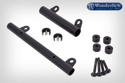 Wunderlich Pipe mounting for Mammut side bags ENDURO – black