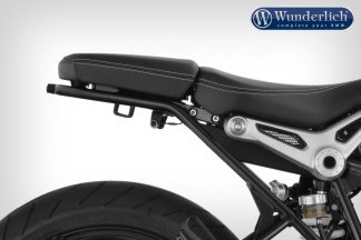 Tail section R nineT with tail light – incl. taillight – black