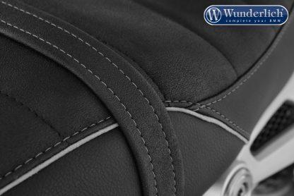 Wunderlich Ergo seat – one-piece – black