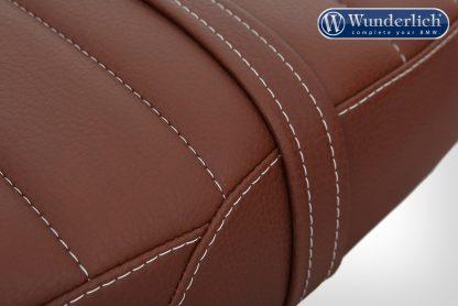 Wunderlich seat AKTIVKOMFORT – one-piece – brown