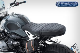 Wunderlich rider seat AKTIVKOMFORT – Solo – black