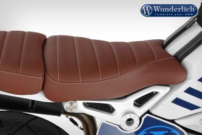 Wunderlich rider seat AKTIVKOMFORT – Solo – brown