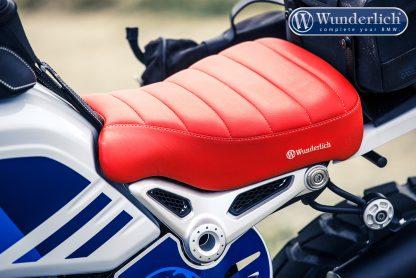 Wunderlich rider seat AKTIVKOMFORT – Solo – orange
