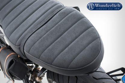 Wunderlich passenger seat AKTIVKOMFORT – rear – black