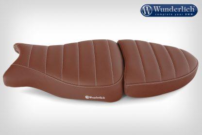Wunderlich passenger seat AKTIVKOMFORT – rear – brown