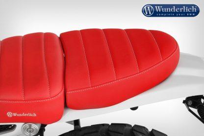 Wunderlich passenger seat AKTIVKOMFORT – rear – orange