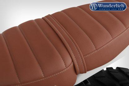 Wunderlich retaining strap for R nineT seat – brown