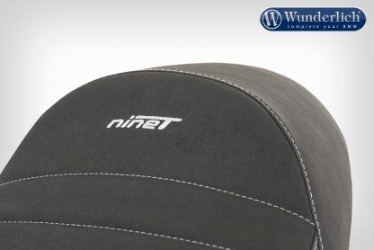 """Wunderlich R nineT rider seat with """"AKTIVKOMFORT"""" cusp – black"""