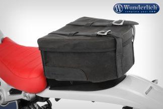 """Wunderlich """"Mammut"""" saddle bag for passenger luggage carrier – black"""