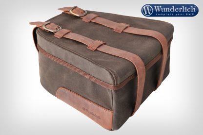 "Wunderlich ""Mammut"" saddle bag for passenger luggage carrier – khaki"