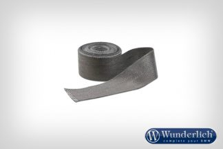 Exhaust heat protection tape (10m) – graphite