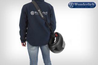 Wunderlich helmet carry strap – black