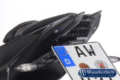LED smoke rear light