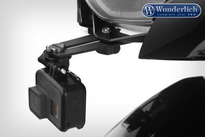 Wunderlich front camera mount – black