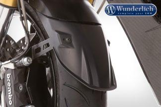 Wunderlich Mudguard extension EXTENDA FENDER XL front – black